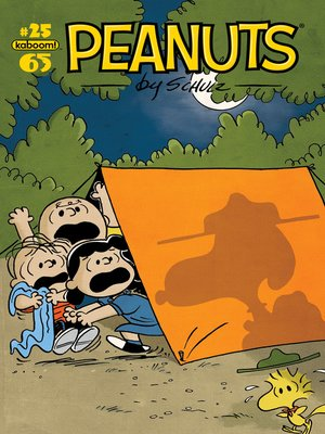 cover image of Peanuts (2012), Issue 25