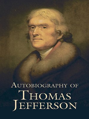 cover image of Autobiography of Thomas Jefferson