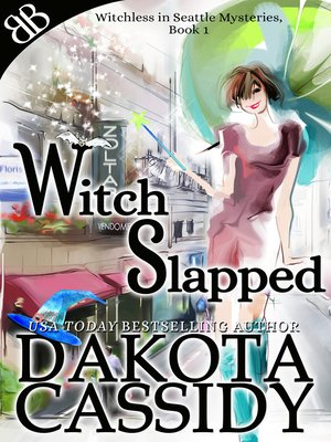 cover image of Witch Slapped