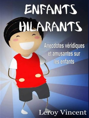 cover image of Enfants Hilarants