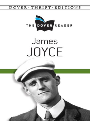 cover image of James Joyce the Dover Reader