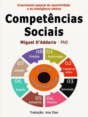 cover image of Competências Sociais