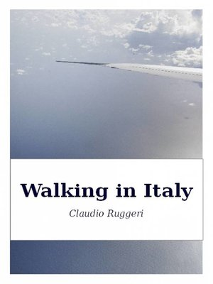 cover image of Walking in Italy