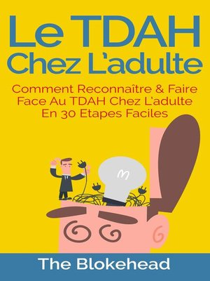 cover image of Le TDAH chez l'adulte