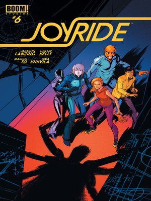 cover image of Joyride #6