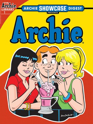 cover image of Archie Showcase Digest #1