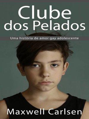cover image of Clube dos Pelados