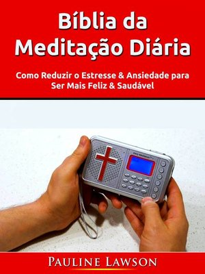 cover image of Bíblia da Meditação Diária