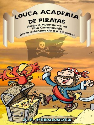 cover image of Louca Academia de Piratas
