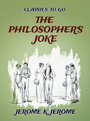 cover image of The Philosopher's Joke