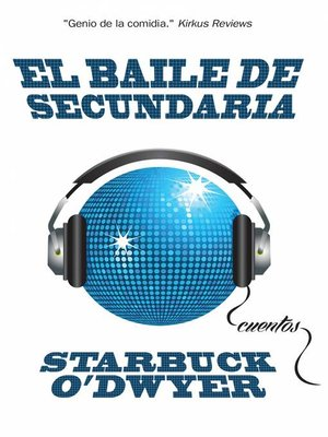 cover image of El baile de secundaria