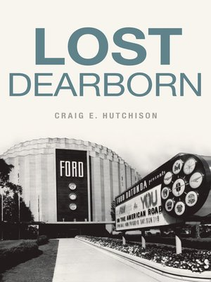 cover image of Lost Dearborn