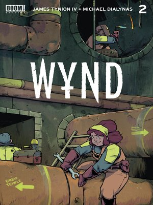 cover image of Wynd, Issue 2