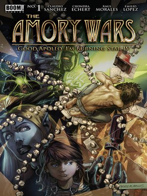 cover image of The Amory Wars: Good Apollo, I'm Burning Star IV, Issue 1