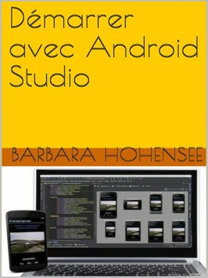 cover image of Démarrer Avec Android Studio