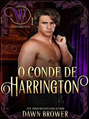 cover image of O Conde de Harrington