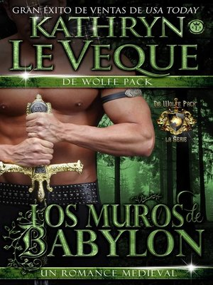 cover image of Los muros de Babylon