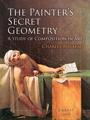 cover image of The Painter's Secret Geometry