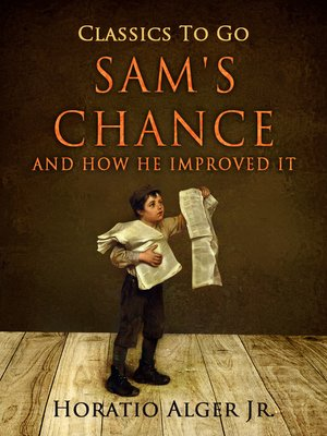 cover image of Sam's Chance and How He Proved It