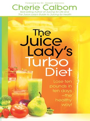 cover image of The Juice Lady's Turbo Diet
