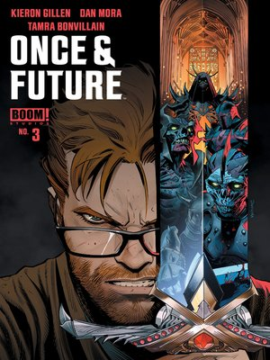 cover image of Once & Future (2019), Issue 3