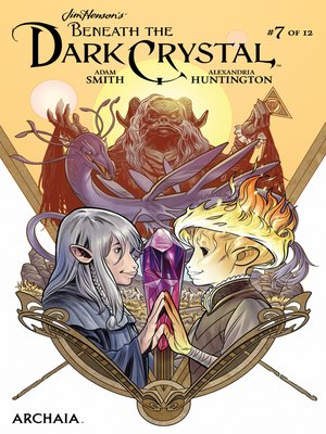 cover image of Beneath the Dark Crystal (2018), Issue 7