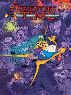 cover image of Adventure Time (2012), Volume 8