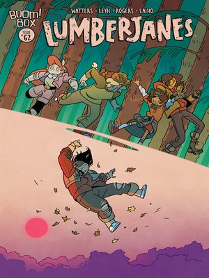 cover image of Lumberjanes (2014), Issue 62