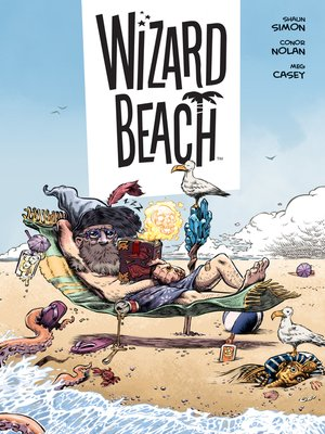 cover image of Wizard Beach