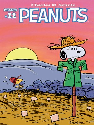 cover image of Peanuts (2012), Issue 22