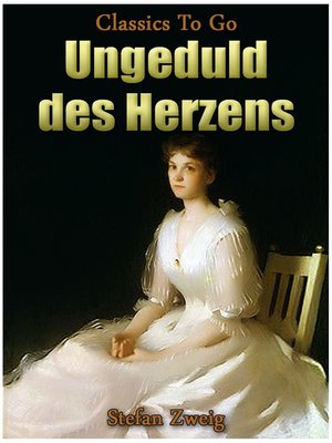 cover image of Ungeduld des Herzens