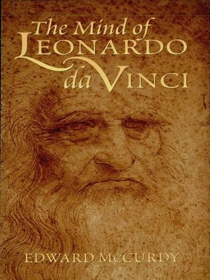 cover image of The Mind of Leonardo da Vinci