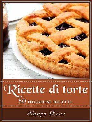 cover image of Ricette di torte