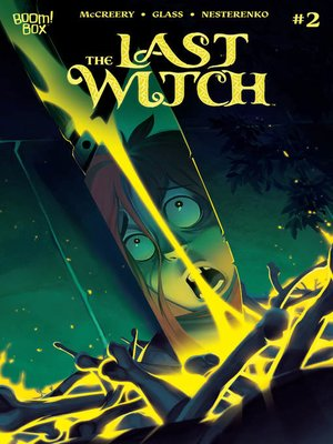 cover image of The Last Witch #2