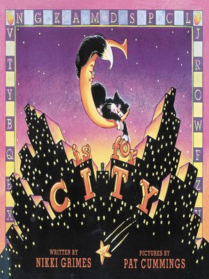 cover image of C Is for City