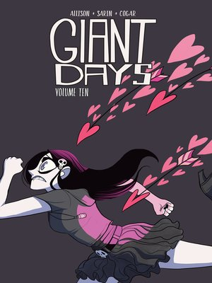 cover image of Giant Days (2015), Volume 10