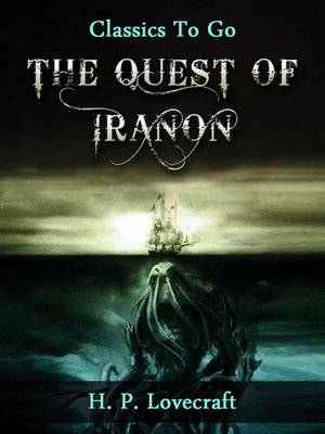 cover image of The Quest of Iranon