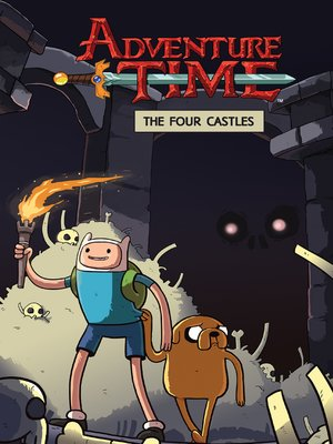 cover image of Adventure Time: Four Castles