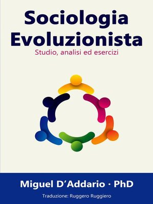 cover image of Sociologia Evoluzionista