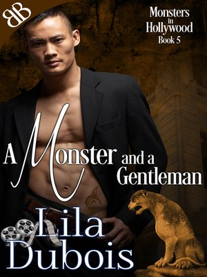 cover image of A Monster and a Gentleman