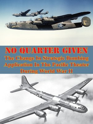 cover image of No Quarter Given