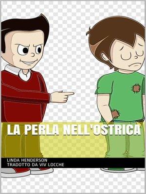 cover image of La perla nell'ostrica