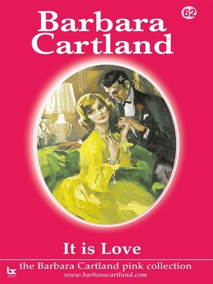 cover image of It Is Love
