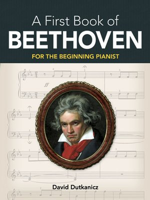 cover image of A First Book of Beethoven