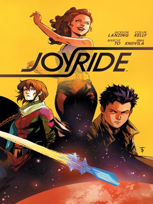 cover image of Joyride Volume 1