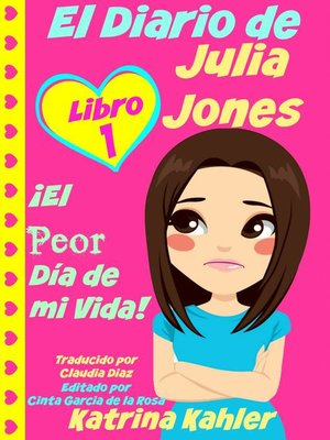 cover image of El Diario De Julia Jones