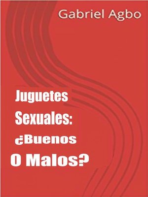 cover image of Juguetes Sexuales