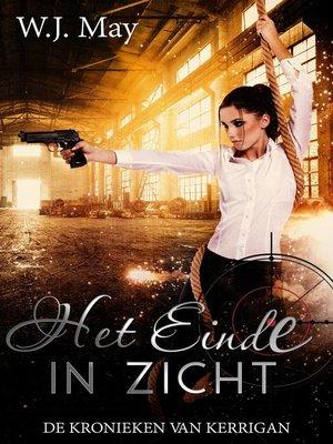 cover image of Het Einde In Zicht