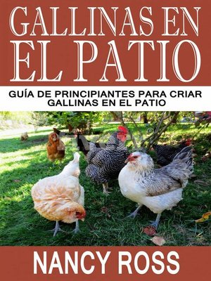 cover image of Gallinas en el Patio