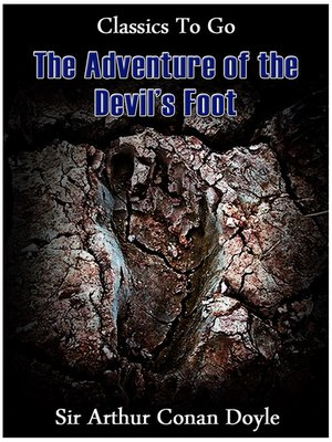 cover image of The Adventure of the Devil's Foot